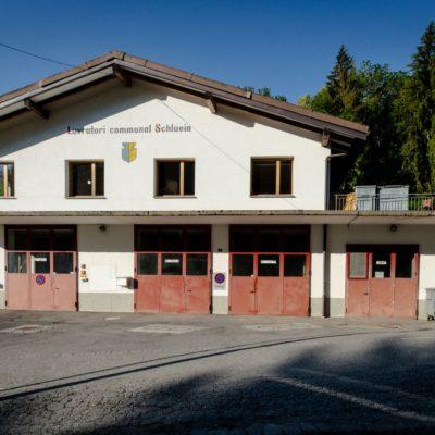 Werkhof Schluein