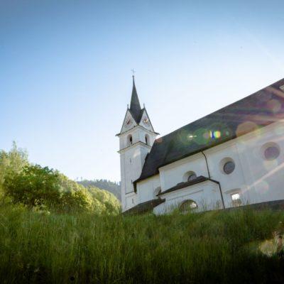 Kirche Schluein